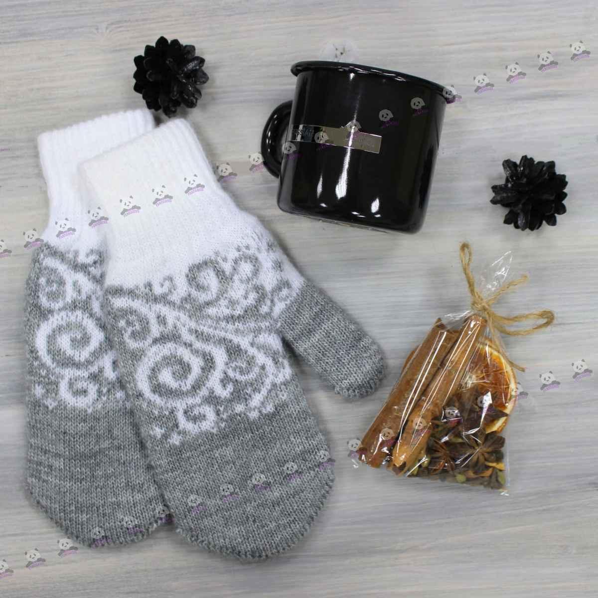 Зимние подарки для клиентов