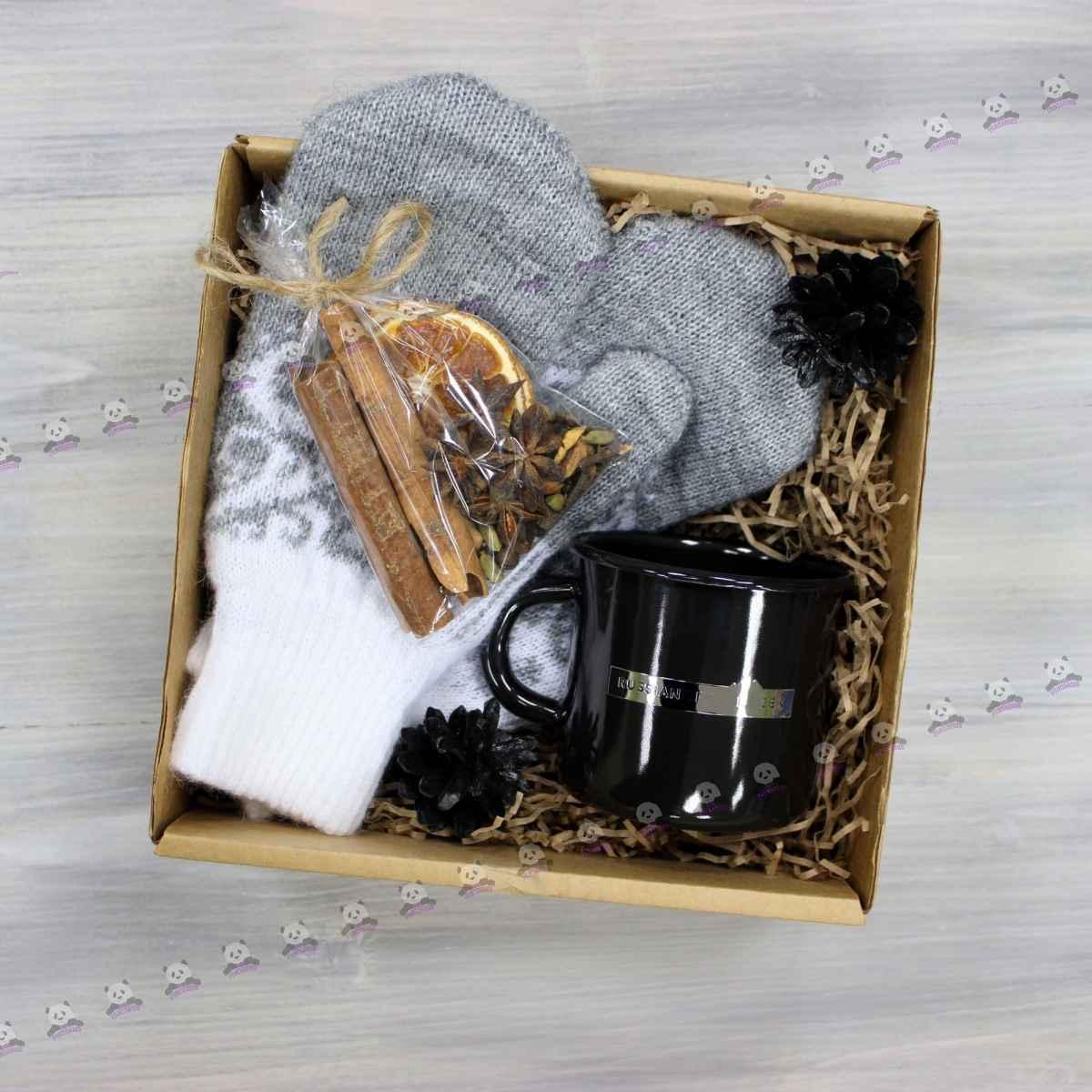 Корпоративные подарки-сувениры с глинтвейном