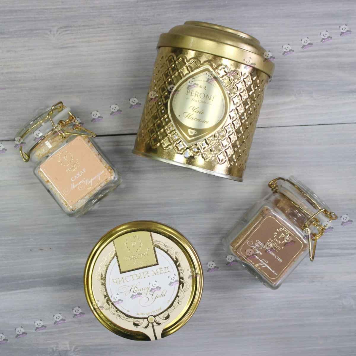 Чай и специи Peroni