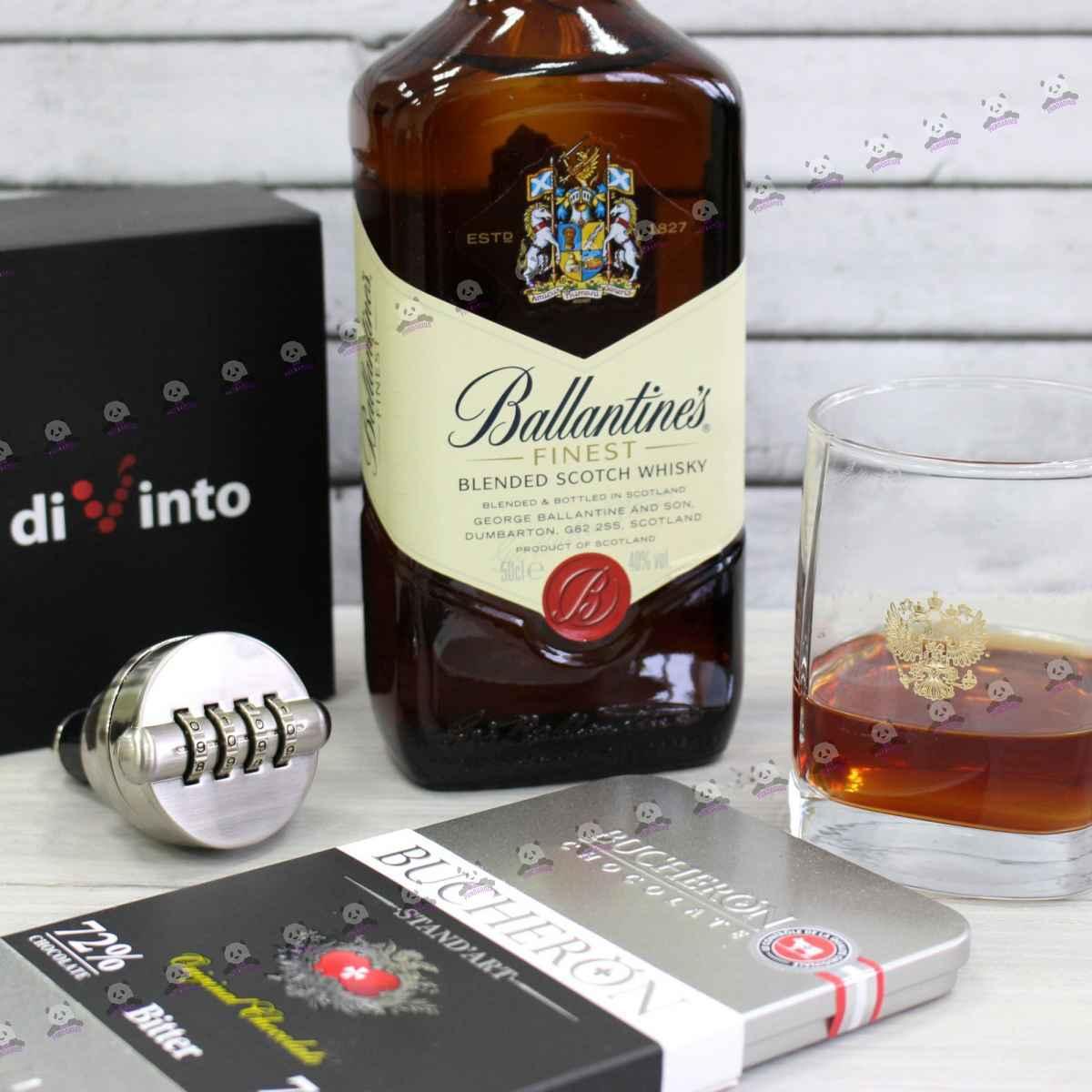 Пробка для алкоголя с кодовым замком
