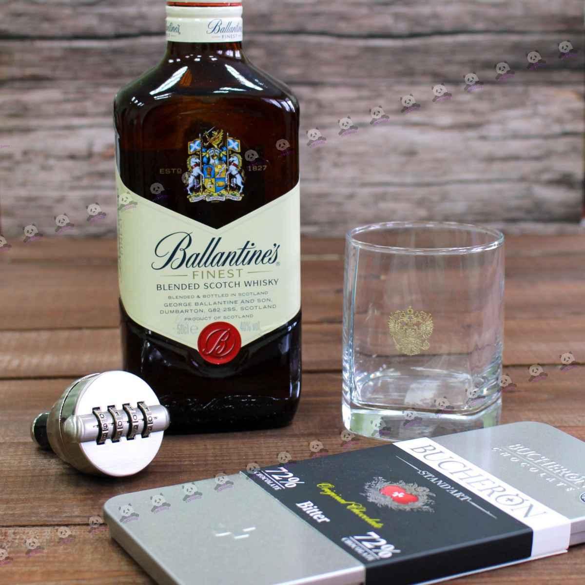 Подарки с алкоголем