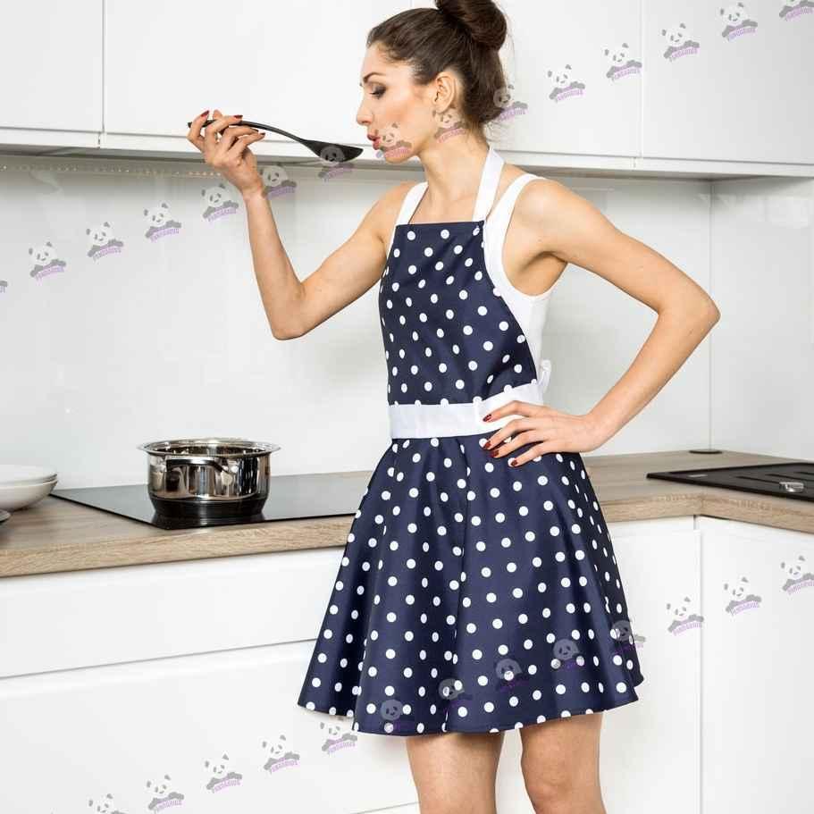 Оригинальный женский фартук для кухни
