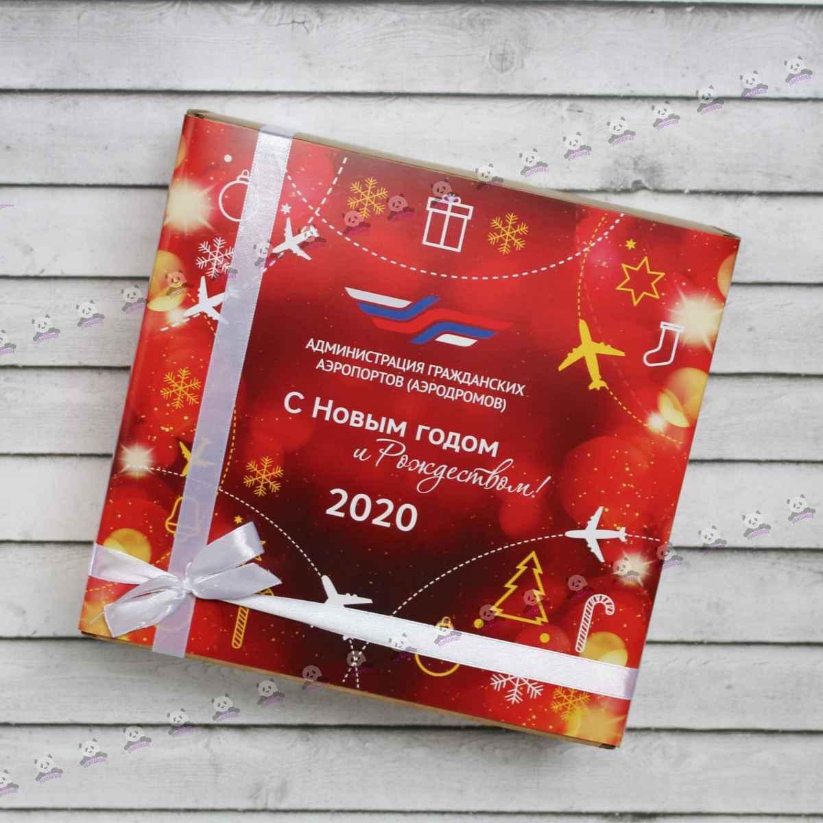 Новогодний чайный набор 2022
