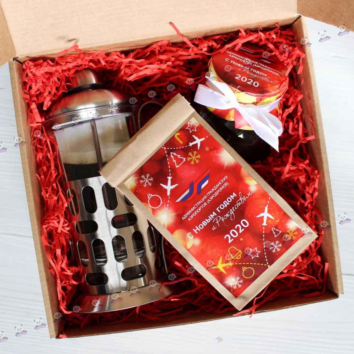 Новогодний чайный набор от производителя
