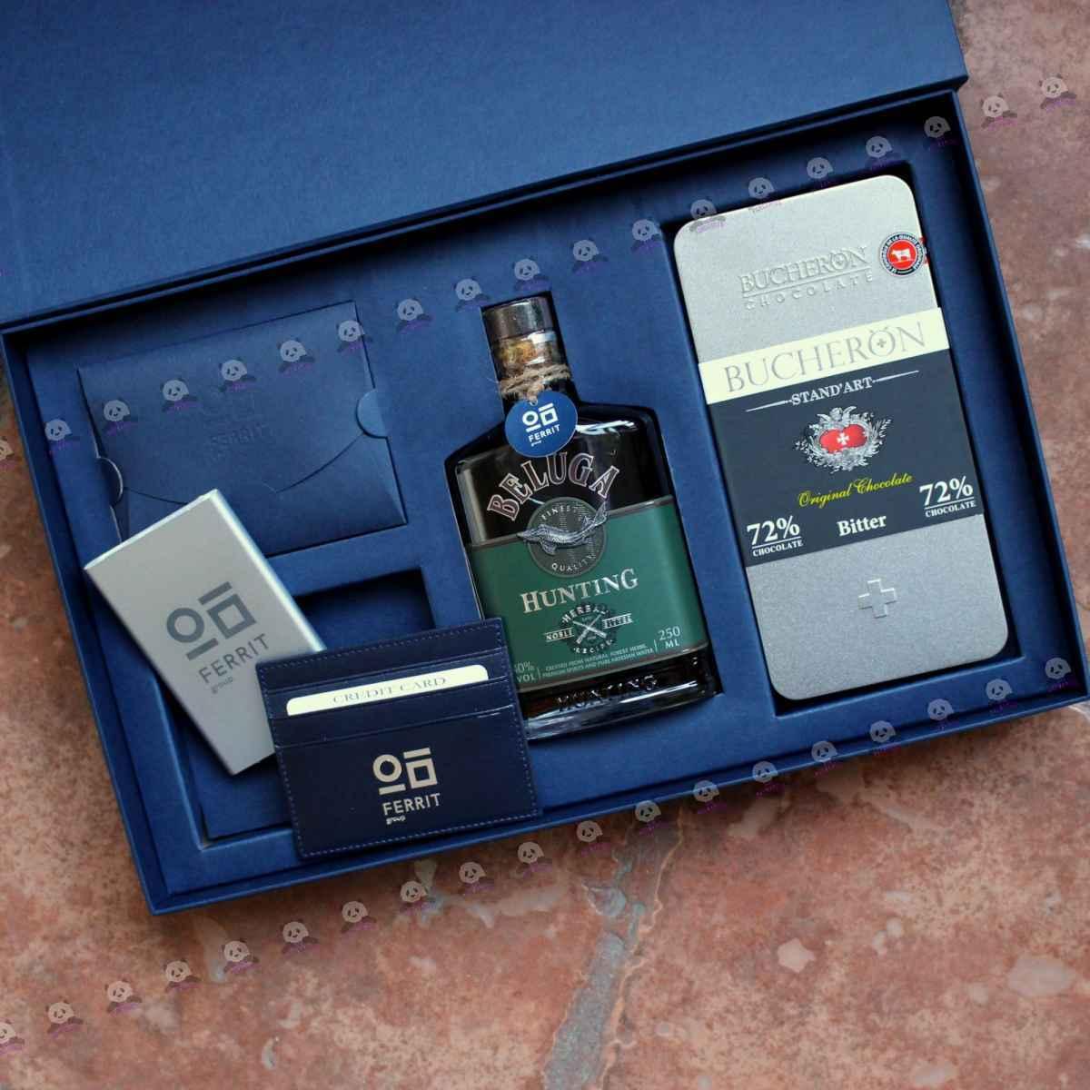 Бизнес подарки с алкоголем 2021