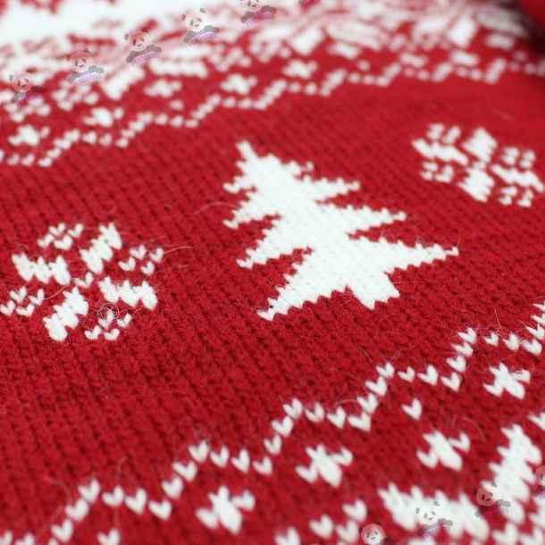 Новогодний шарф в подарок женщинам