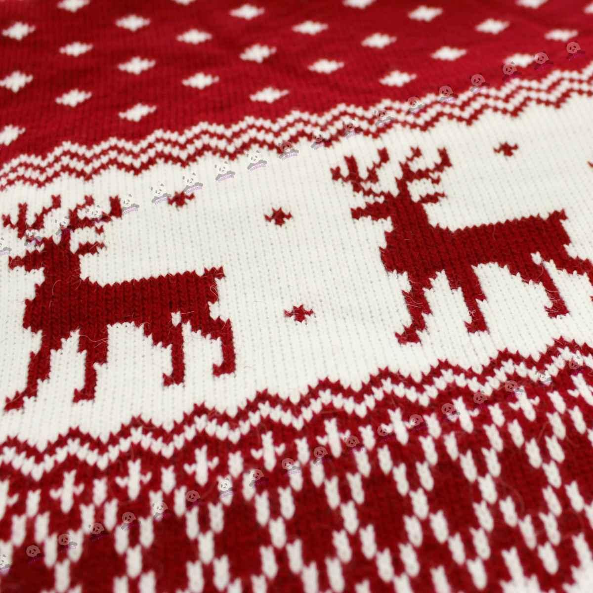 Новогодний шарф в подарок