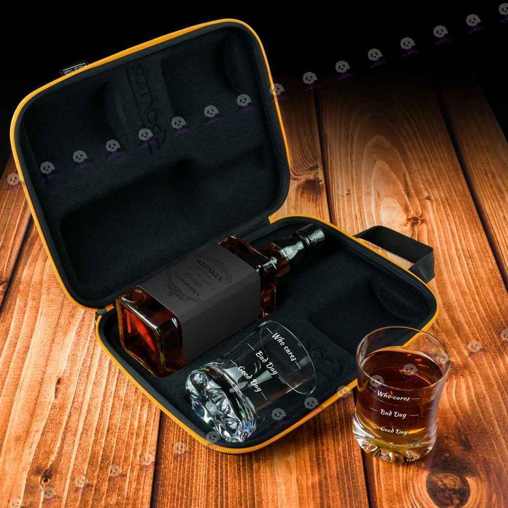 Подарочный набор партнёрам с виски