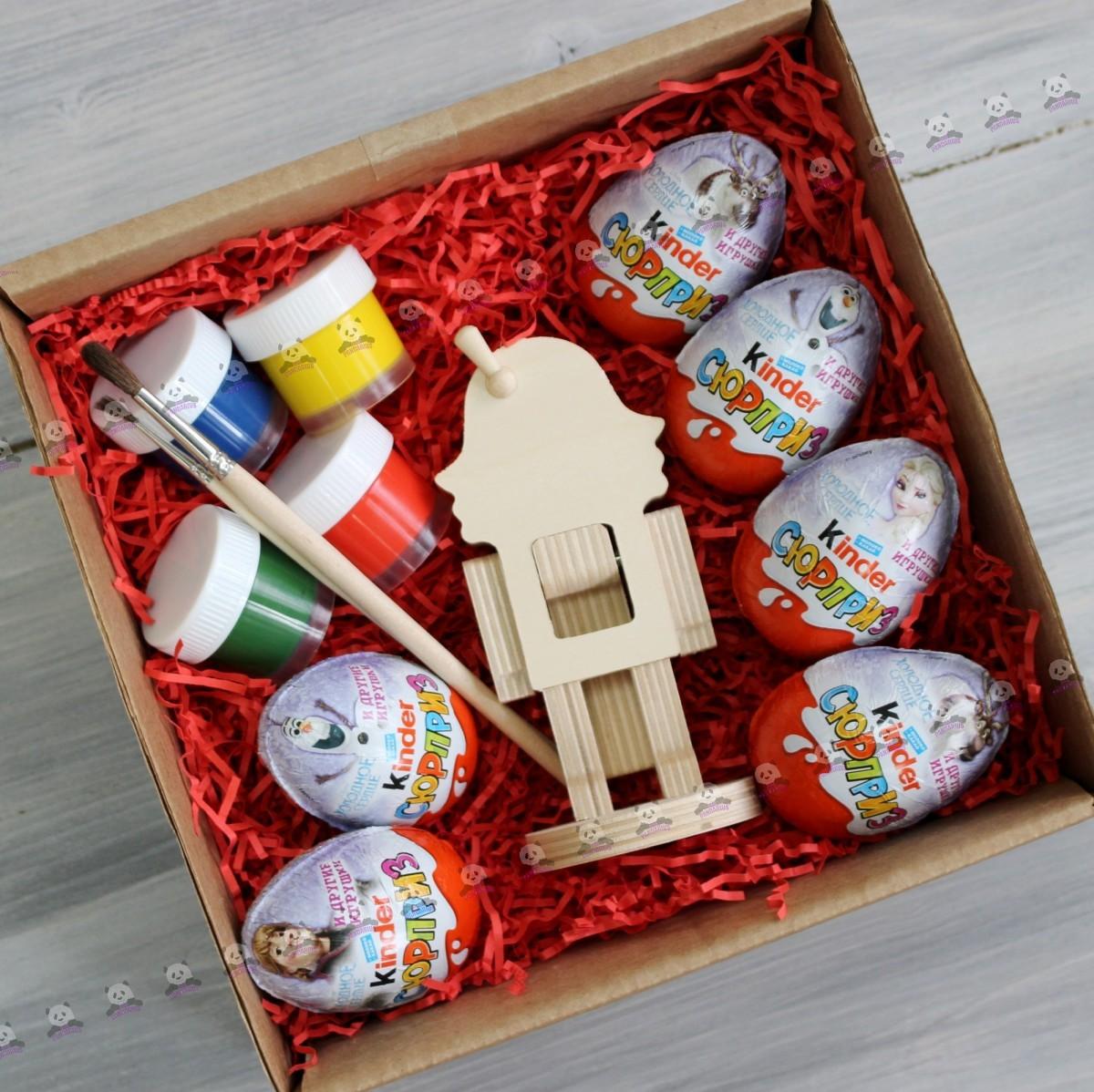 Подарки детям творческие