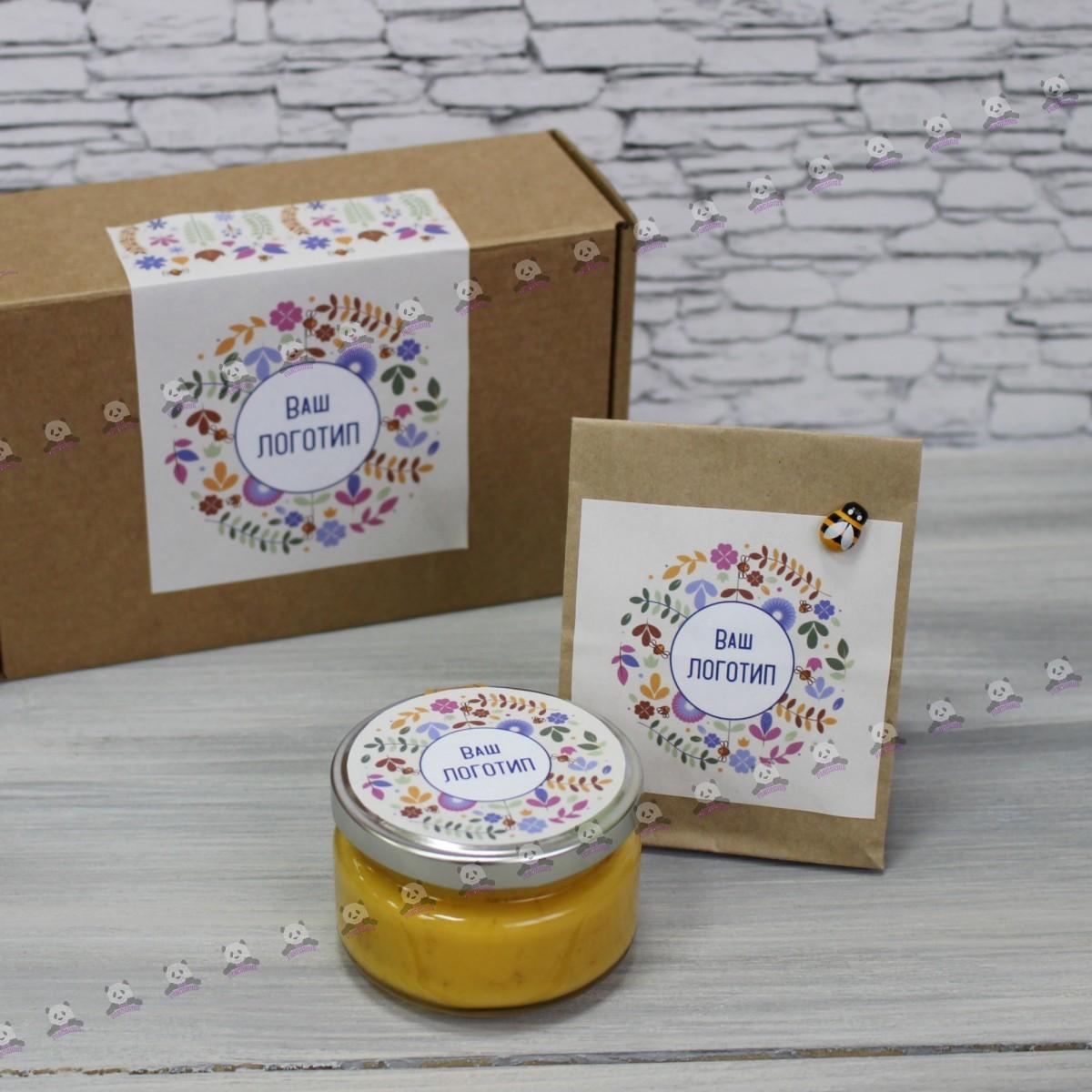 Корпоративные подарки сувениры с медом
